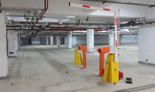 地下停车场管理-徐州车牌识别案例
