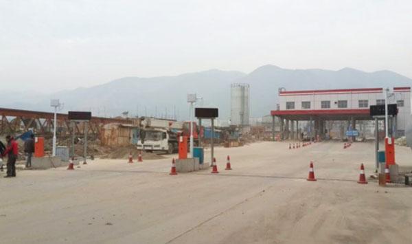 山西侯马电厂监控系统