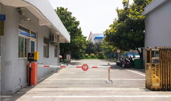 厂区车辆出入管理系统-徐州车牌识别案例