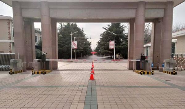 某部营区驻地-徐州车牌识别系统-徐州人脸识别系统案例